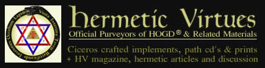 Hermetic Virtues